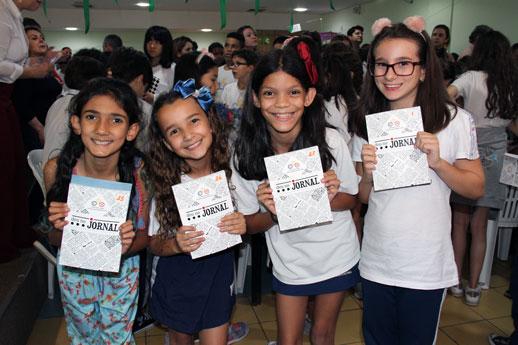 """Lançamento do livro """"Deu no Jornal"""""""