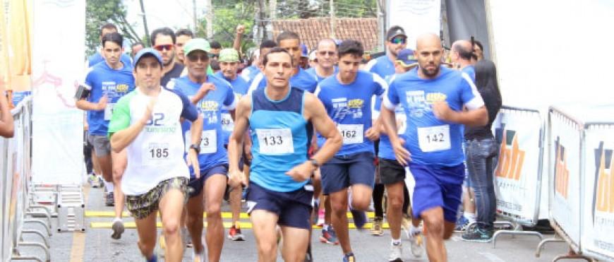 Colaboradores do CSA são destaques na corrida