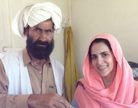 Do Brasil para o Afeganistão: ex-aluna conta sobre experiência marcante