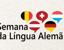Convite para a Semana da Língua Alemã