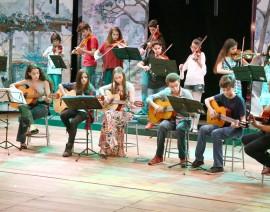 Semana das Artes no Colégio Santo Antônio 2018