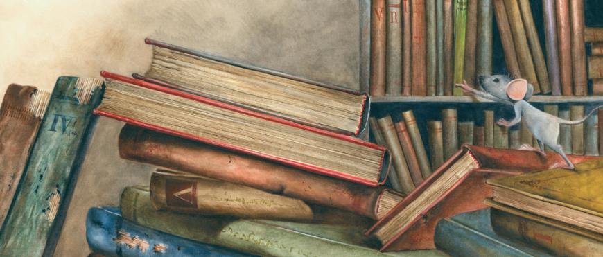 Dica de Leitura – Coleginho: Na Biblioteca da Rua Direita