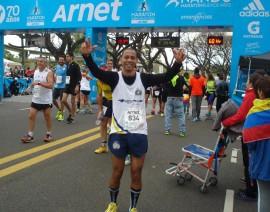 Nas maratonas da vida