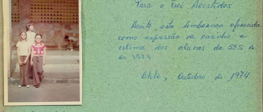 110 anos de história: Uma lembrança do 5º Ano A de 1974