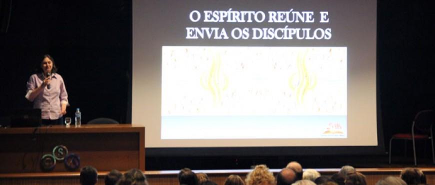 VII Semana Teológica no Colégio Santo Antônio