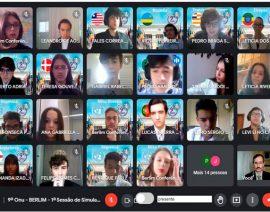 Simulação 9º ONU acontece on-line