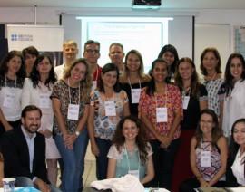 CSA sedia curso de capacitação para professores de inglês