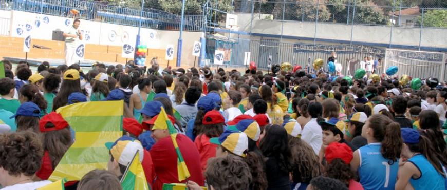 CSA celebra os Jogos Olímpicos em grande estilo