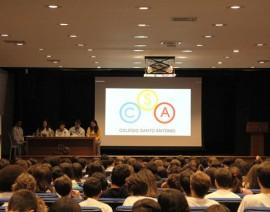 Alunos participam de Mesa Redonda sobre meio ambiente e preservação