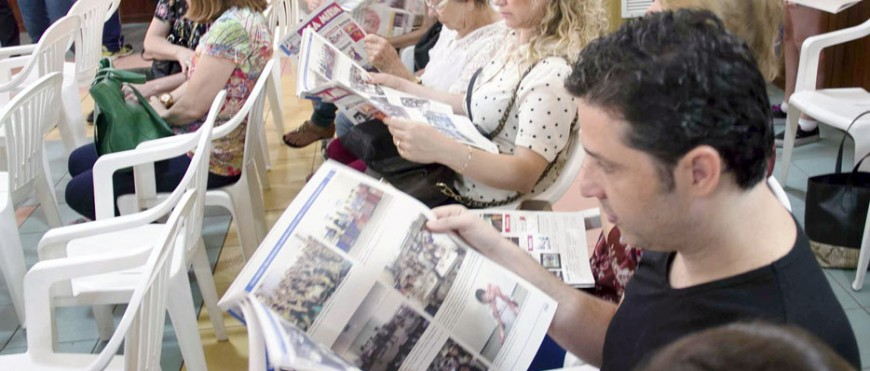 5º Ano lança jornalzinho
