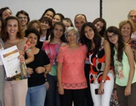 Psicóloga do CSA é contemplada com prêmio internacional por boas práticas da educação