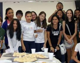 Setor de Psicologia recebe alunos novatos