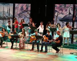 Seleção para novos integrantes da Orquestra Experimental do CSA