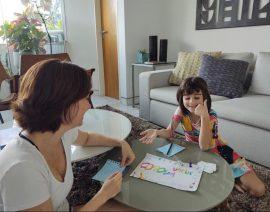 Aluna do CSA cria jogo de tabuleiro sobre o coronavírus