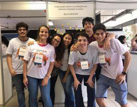 Projetos do CSA são destaque na 20ª UFMG Jovem