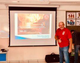 CSA institui equipe de Brigada de Incêndio e Primeiros Socorros