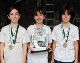 Alunos do CSA são campeões regionais do Torneio Brasil de Robótica