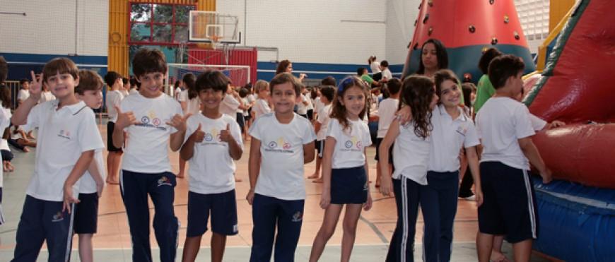 Semana da Criança traz programação animada ao Coleginho