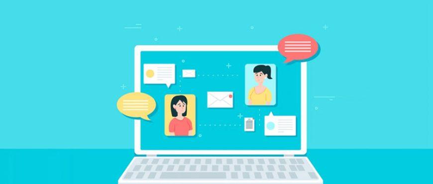 Atendimentos online com a Psicologia