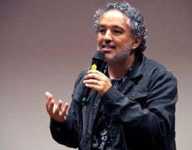 Alexandre Coimbra Amaral faz palestra no Colégio Santo Antônio