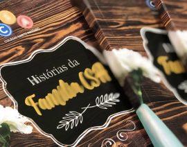 Alunos do 5º Ano lançam o livro Histórias da Família CSA
