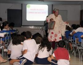 5º ano assiste palestra especial sobre o mosquito Aedes