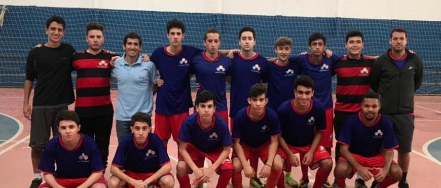 Equipes do CSA participam da Copa Tiradentes de Futsal e Basquete 2018
