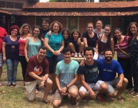 Grupo de voluntários do CSA já planeja 2017