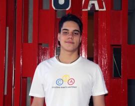 Aluno do CSA é campeão na Olimpíada Brasileira de Alemão e representará o Brasil na Alemanha