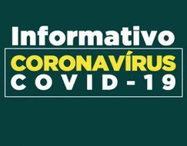 Informativo: Atendimento Emergencial – COVID-19