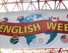 Semana da Língua Inglesa: Peace Without Borders