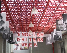 English Writers Week