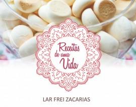 Grupo de Voluntários do CSA lança livro com receitas para promover o Lar Frei Zacarias