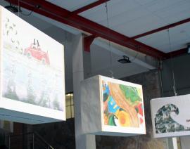 Exposição Gritos pela vida: clamores em cores convida à reflexão