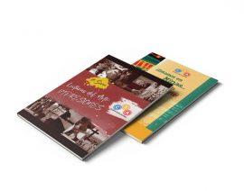 Projetos de língua espanhola viram livros no Colégio Santo Antônio
