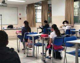 Seguindo protocolo sanitário, Colégio Santo Antônio retoma aulas presenciais do Ensino Fundamental