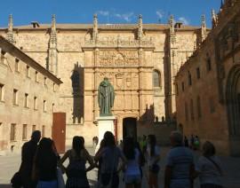Colégio Santo Antônio firma parceira com a Universidade de Salamanca