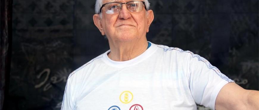 Conheça a história de sr. Haroldo, aluno da primeira turma do CSA, em 1950
