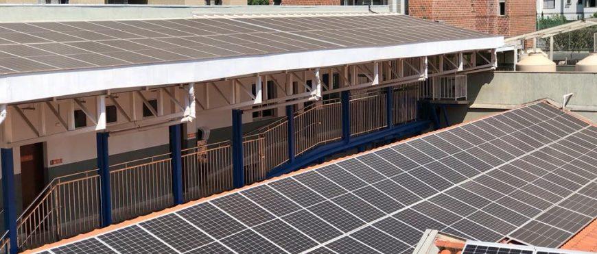 Energia solar no CSA ajuda a criar maior consciência ambiental