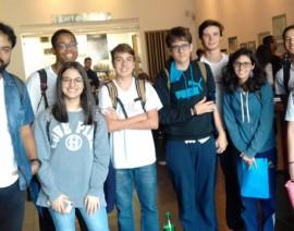 Alunos do CSA Avançado participam de seminário na PUC Minas